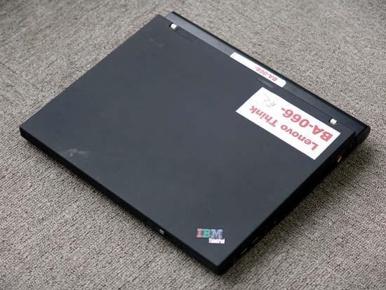 12寸黑色精灵:高配ThinkPadX60试用