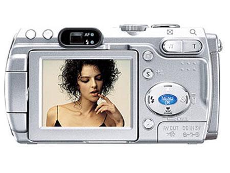 稳重大方商务型人气数码相机首选推荐(3)