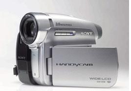 高画质简单操作索尼全新MiniDV数码摄像机