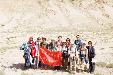 三星超越之旅照片:与华中科技大学学生的合影