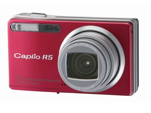 理光高感光度新品数码相机R5正式发布
