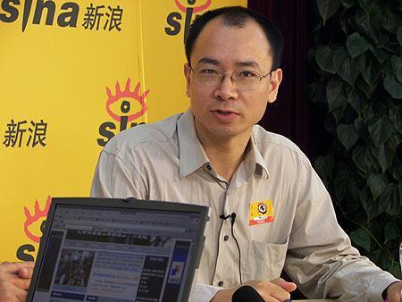 吴海民、何刚做客新浪:媒体成为高危行业