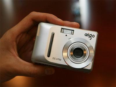 爱国者发布秋季新品相机V系列仍主控市场