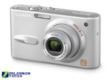 低价卡片机新宠松下FX3相机降价售2100元