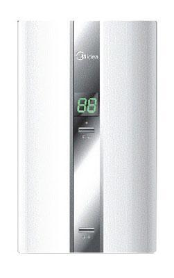 美的DSF66快热式热水器