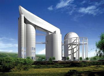 中国筹备三大新型天文望远镜将刷新世界之最