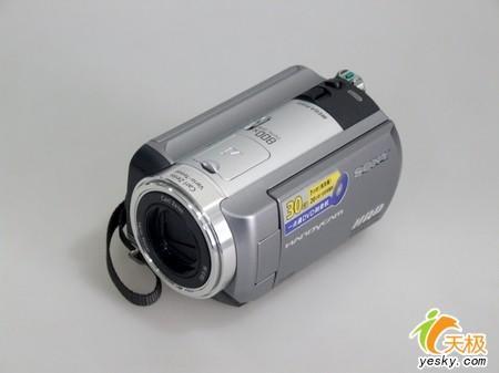 容量增大索尼硬盘式摄录机SR60E试用报告