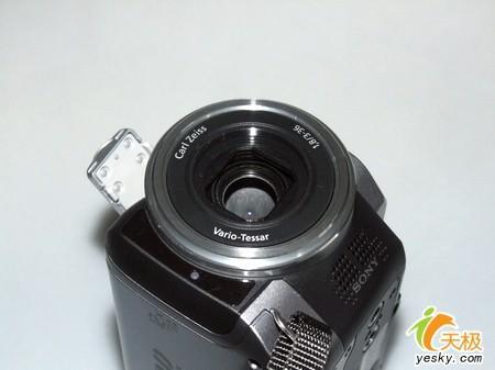 容量增大索尼硬盘式摄录机SR60E试用报告(2)