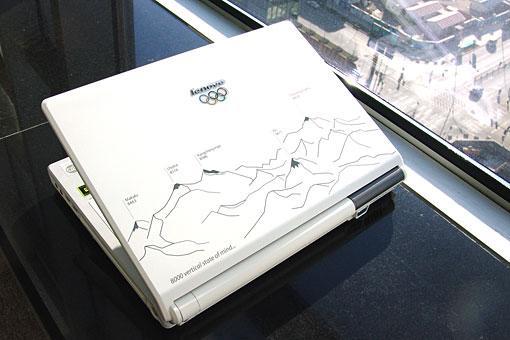 雪山骄子评联想天逸F40A纪念版笔记本