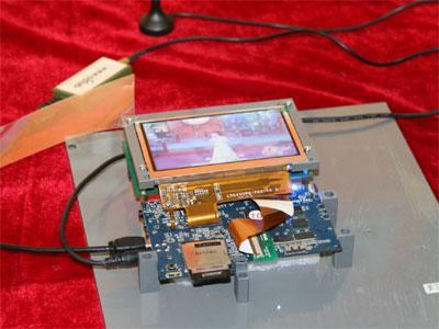 全球首款MP5播放器爱国者P881正式发布