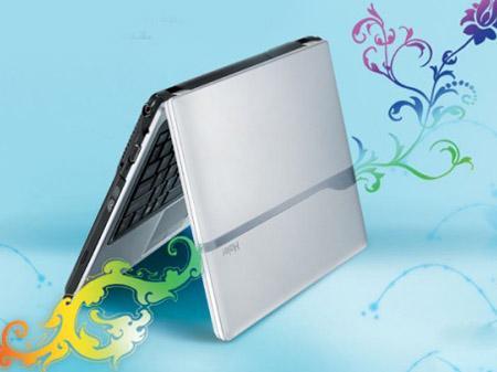 最低6599元市售预装Vista笔记本推荐