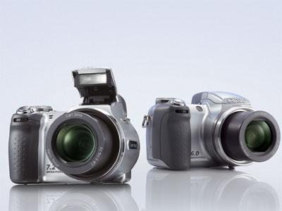 索尼发布新款Cyber-shotH系列数码相机