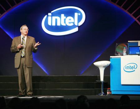 英特尔首次公开演示2万亿次浮点运算
