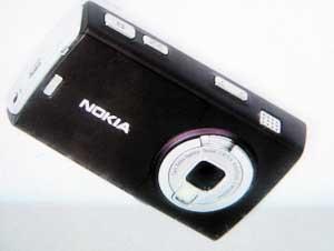 黑手机克隆名牌难辨真伪:NOKIA变NOKLA(图)
