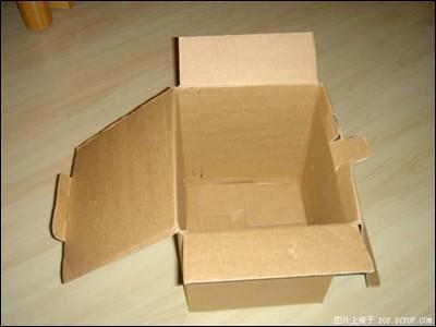 纸箱diy图片步骤