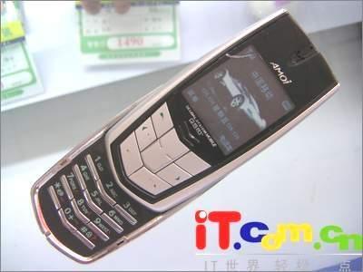 北京市场夏新手机三款大降价降幅最高300元