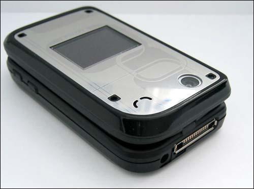 开辟折叠之路--诺基亚全新7270手机图片赏(3)