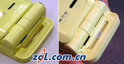 金属塑料已过时松下P253i陶瓷制手机曝光