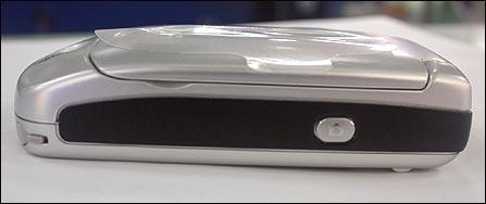 上海市场NEC新款64和弦手写手机N610上市