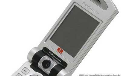 稳重大气索尼爱立信3G手机V800清晰图片赏(3)