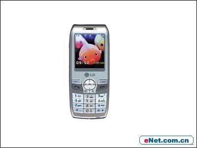 北京市场LG直板拍照手机G210售价1800元