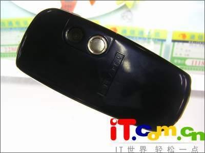 北京市场阿尔卡特直板拍照手机OT557上市