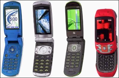 专注看电影听音乐KDDI发布冬季4款新手机