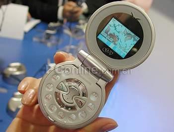 突现性价比北京市场松下女性手机G70售990