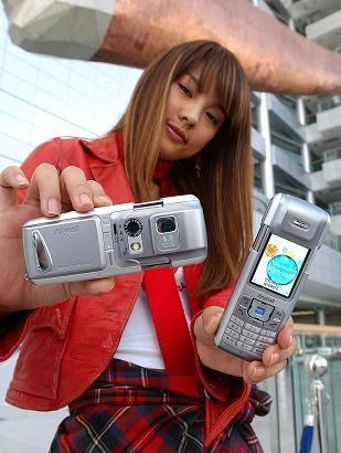 三星500万像素手机图片曝光功能强个头大