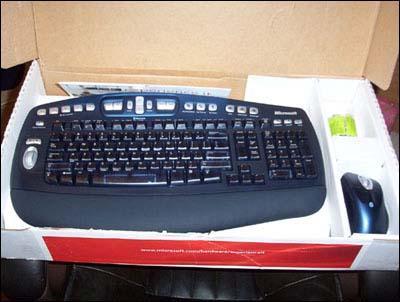 微软将发售支持蓝牙功能的键盘鼠标(图)