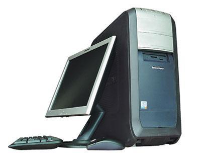 联想开天火热促销2008台商用电脑开送
