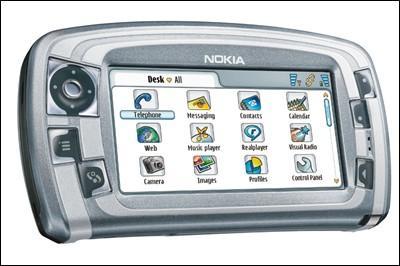诺基亚最新手写智能手机7710靓图抢先看(2)