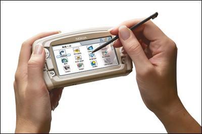 诺基亚最新手写智能手机7710靓图抢先看