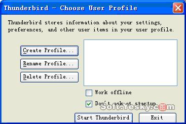 雷鸟:让你的邮件跨越Windows和Linux