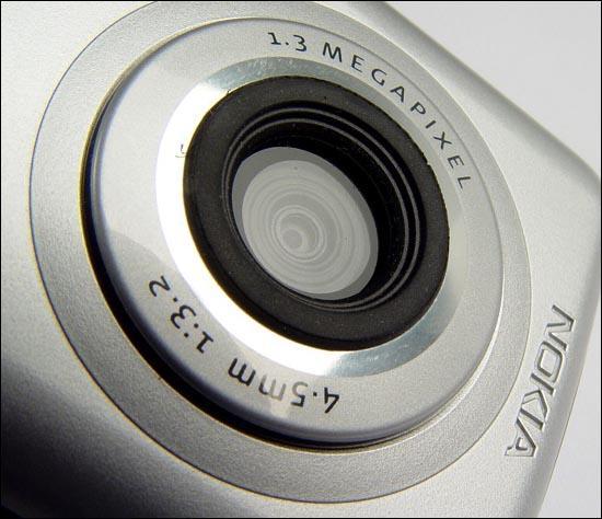 最小百万像素智能手机--诺基亚6630拍摄测试