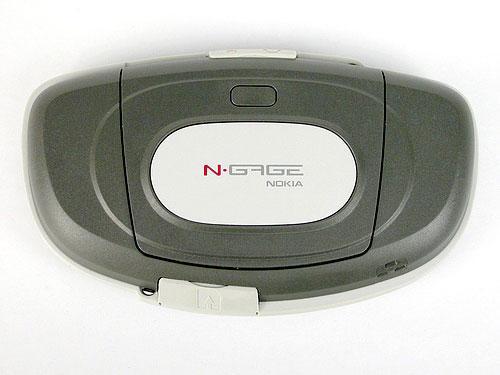 随心所欲诺基亚游戏手机N-GageQD评测