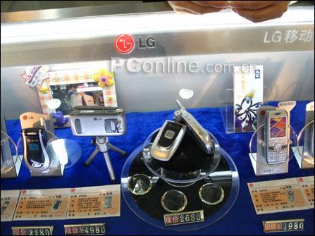送礼花样多广州买LG葫芦机G850送电火锅