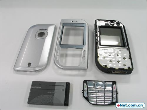 商务首选诺基亚6670简体版新鲜试用体验(3)