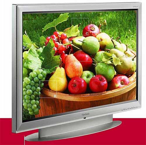 数字电视等离子部分:优派42寸VPW420