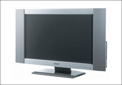 数字电视液晶部分:索尼KLV-HG26M1