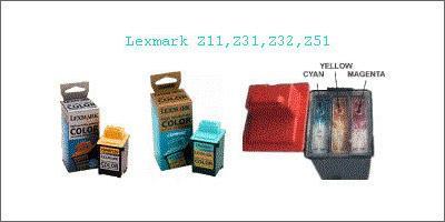 省钱秘籍:利盟LEXMARK墨盒如何填充墨水