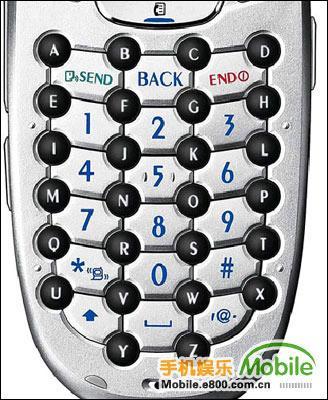 键盘的革命变态至极的LG6190抢先曝光