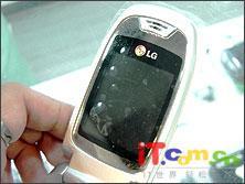 环绕立体铃声广州LG音响手机G220上市(图)