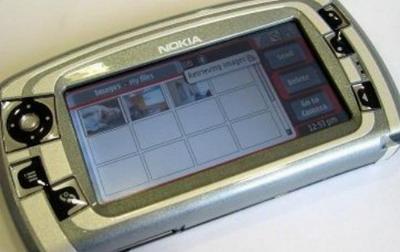 诺基亚智能手机7710网上开卖售价4300元