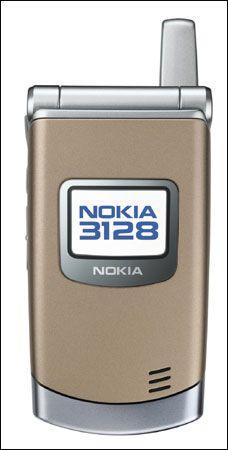 传闻:诺基亚新折叠手机3128实际为明基造