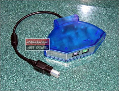 MagicBoxXFPSXbox专用键鼠转换器
