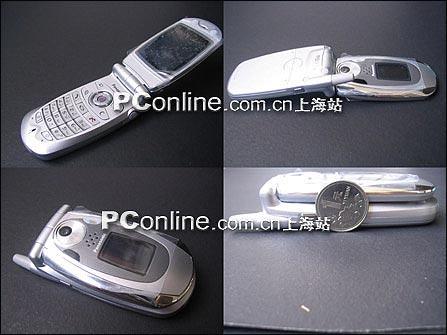 望穿秋水松下智能手机X700港版开卖(图)
