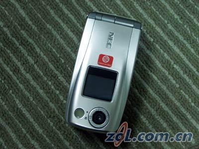鹰眼进化200万像素手机NECN840初步试用
