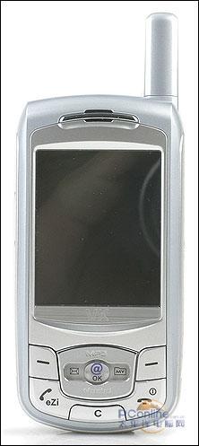 超大华丽屏幕唯开百万像素滑盖VK900评测