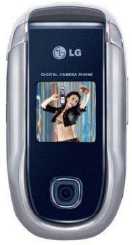 LG在欧洲推出拍照翻盖手机F2300(图)